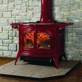 Wood Stove Bordeaux